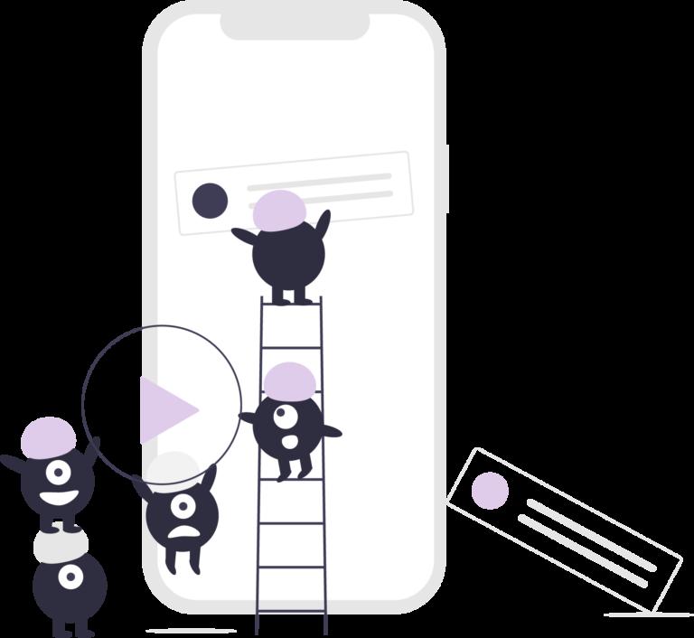 mobil content marketing